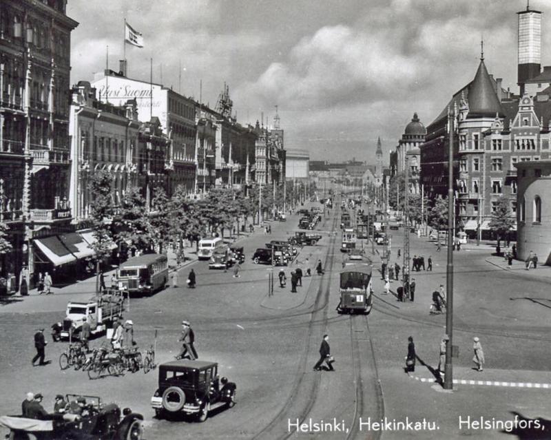 Хельсинки 1936 года