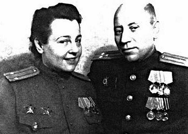 «Кин-Ирина» - супруги-разведчики