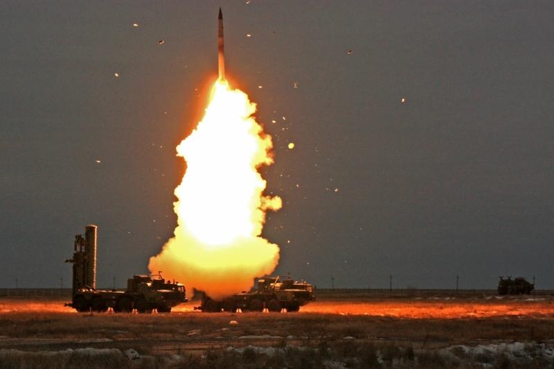 Запуск С-400