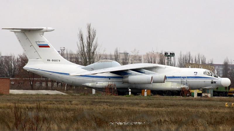 Самолет А-60 / 1А2