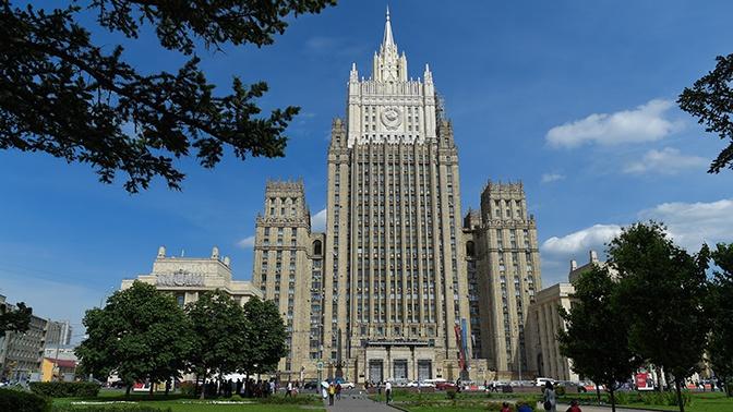Запад заслужил адекватный ответ российских дипломатов