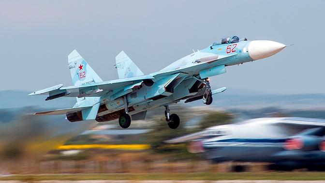 Очень опасная и короткая посадка Су-57