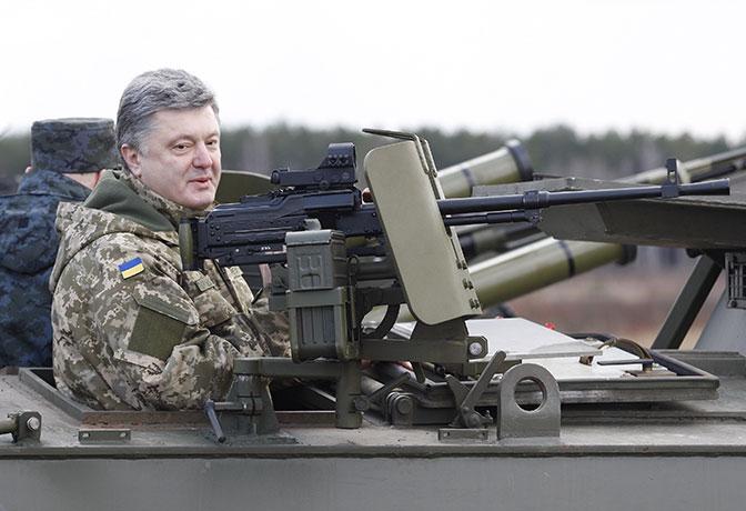 """""""Я, конечно, подпишу Закон, которым закрепляется курс Украины на обретение членства в НАТО"""", - Порошенко - Цензор.НЕТ 7875"""