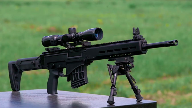 Картинки по запросу новой российской винтовке СВЧ