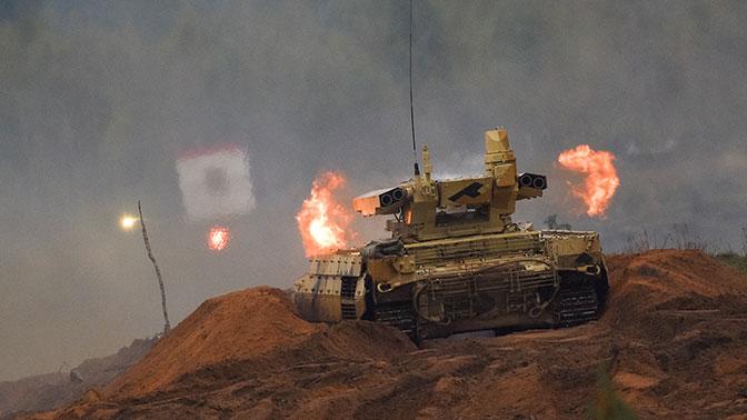 Первые «Терминаторы» будут поставлены вооружённым силам Российской Федерации в будущем 2018-ом