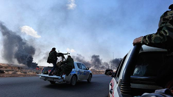 Минобороны зафиксировало наличие техники спецназа США врайонах дислокацииИГ вСирии