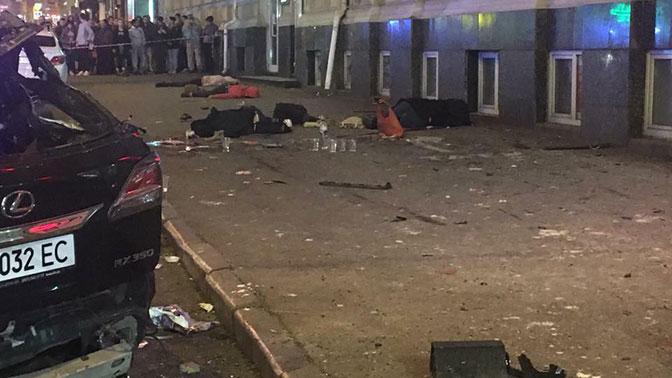 ВХарькове повине 20-летней девушки погибли шесть человек