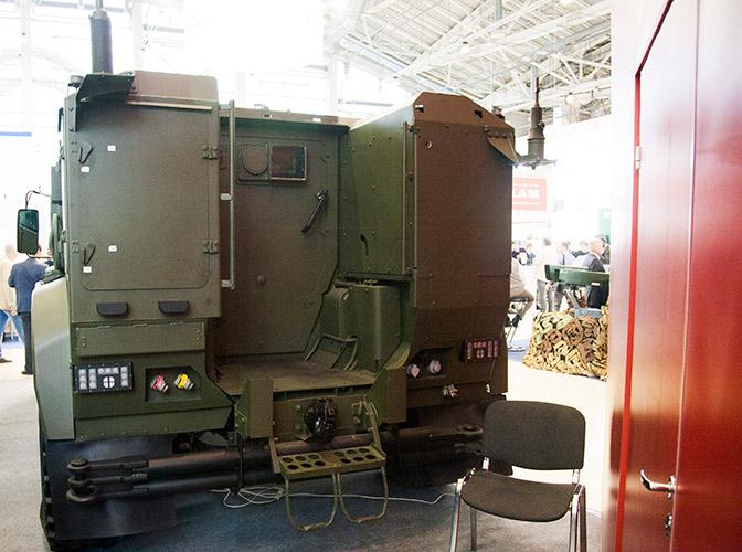 «Тайфун» нагрянет с неба: раскрыты характеристики новейшего российского броневика для ВДВ