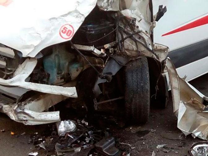 Дети пострадали вдорожной трагедии савтобусом в столице