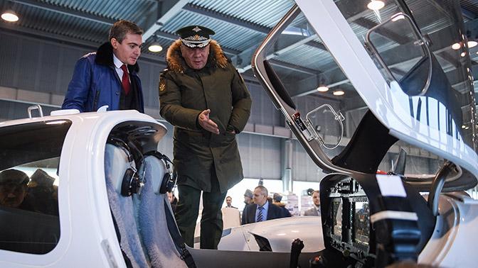 Минобороны закупит 35 самолетов производства уральского завода