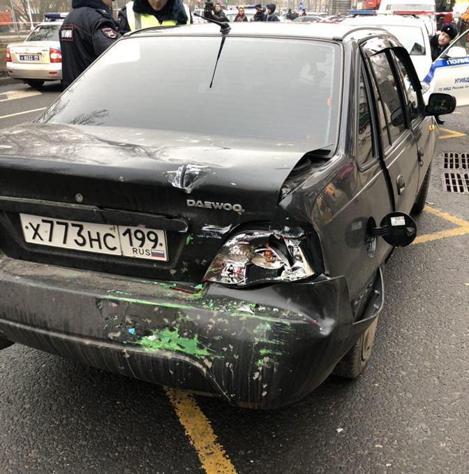 Мэр столицы Собянин распорядился помогать пострадавшим наСходненской