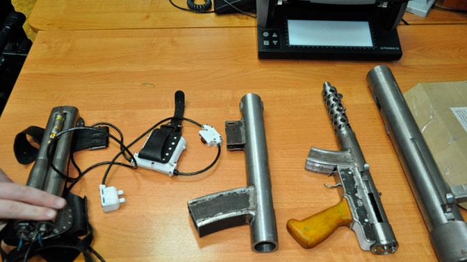 Кустарное производство современного оружия конкурирует с концернами. Финт